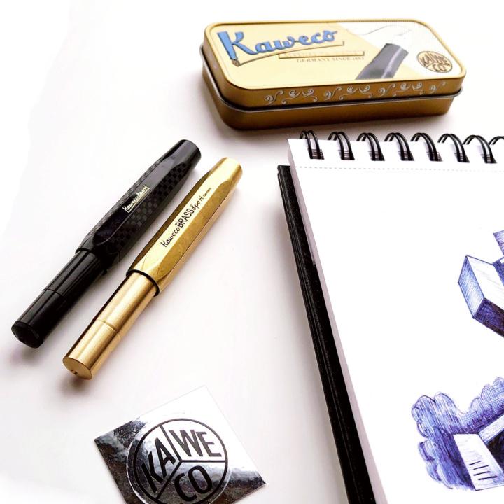 Обзор перьевой ручки Kaweco Sport